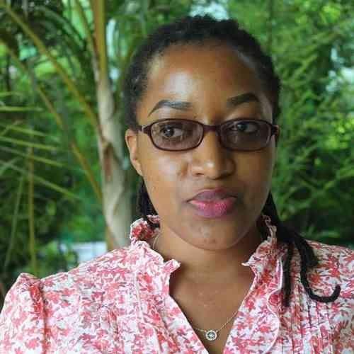 <p><strong>Speaker - Nadege Uwase (Jade) Kigali Hope.</strong></p>