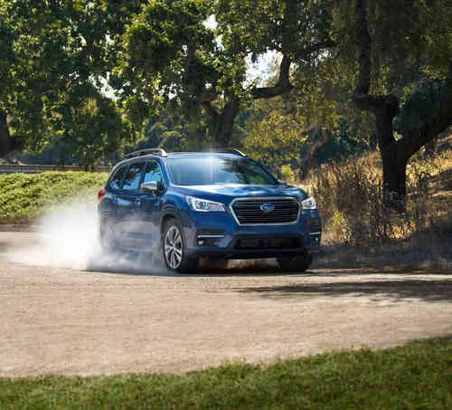 <p><strong></strong>Be the first to view the brand-new 2019 Ascent </p>