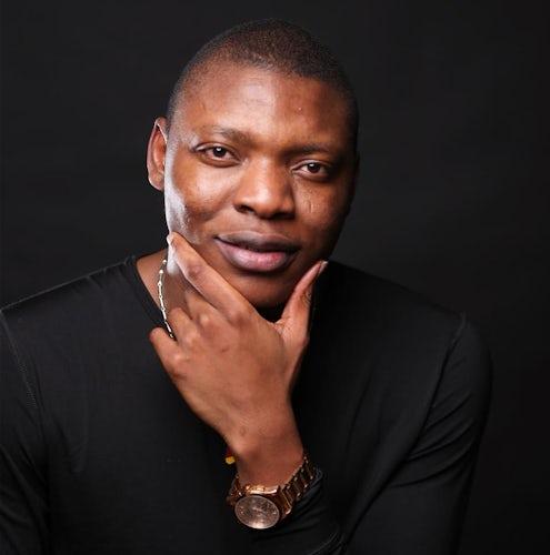 <p>Micheal Ighodaro</p>