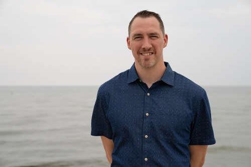 <p>Pastor Jeremy Gorham</p>