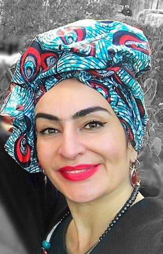 <p>Rouzeh Eghtessadi</p>