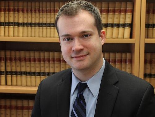 <p>Justin M. Strausser</p>