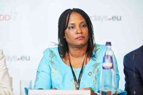 <p>Speaker - Margaret Agama-Anyetei, African Union Commission.</p>