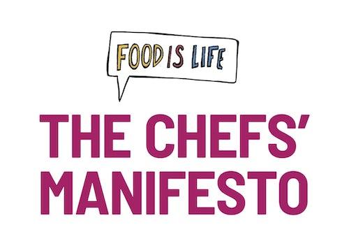 The Chefs' Manifesto