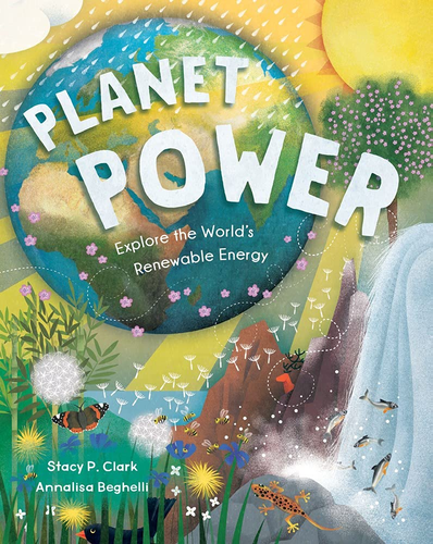 Stacy Clark - Planet Power Book