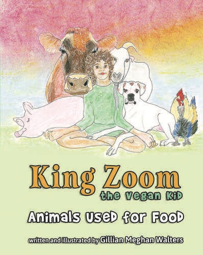 King Zoom the Vegan Kid