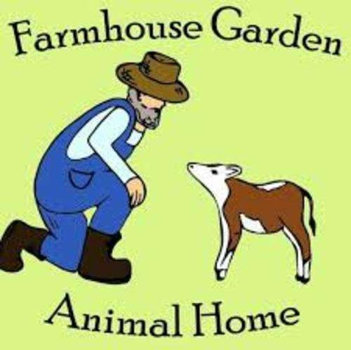 Farmhouse Garden Animal Home